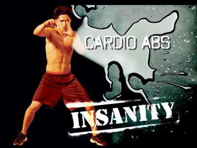 Day 13: Pure Cardio & Cardio Abs | Insanity Workout Log